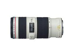 Canon EF 70-200mm f / 4.0L IS USM