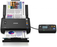 WORKFORCE DS-520N Sheetfed Scanner, 600 x 600 DPI, ReadyScan LED, 50 Sheets, 3000 Pages, 2.9 kg  NMS