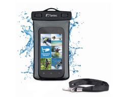 ST-S4 SMARTPHONE OUTDOOR CASE Die Outdoor-Tasche mit Kamera Fenster eignet sich perfekt zum Schutz ihres iPhone, iPod, Smartphone, Handy, GPS uvm. Touchscreen und Tasten bleiben durch die Schutzhülle bedienbar./   NMS ML