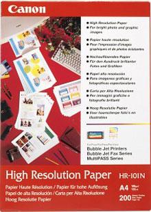 Canon HR 101 - Gestrichenes Papier - A4 (210 x 297 mm) - 200 Blatt