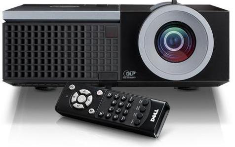 DLP-Projektor Dell 4320, 16:10, 4300 ANSI-Lumen, WXGA, 2000:1